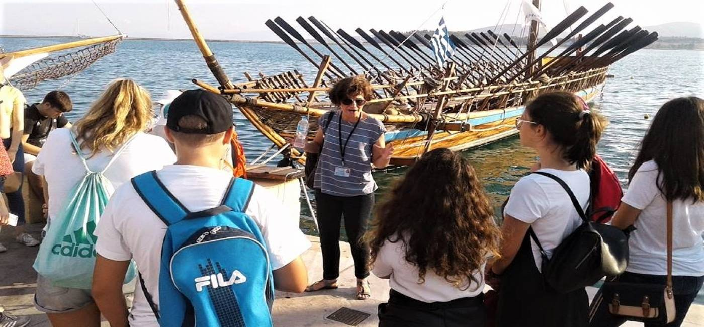 Best of Ancient & Modern Volos Walking Tour